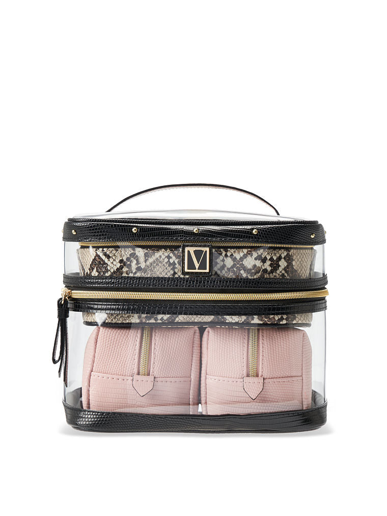 VICTORIA'S SECRET 4-in-1 Train Case