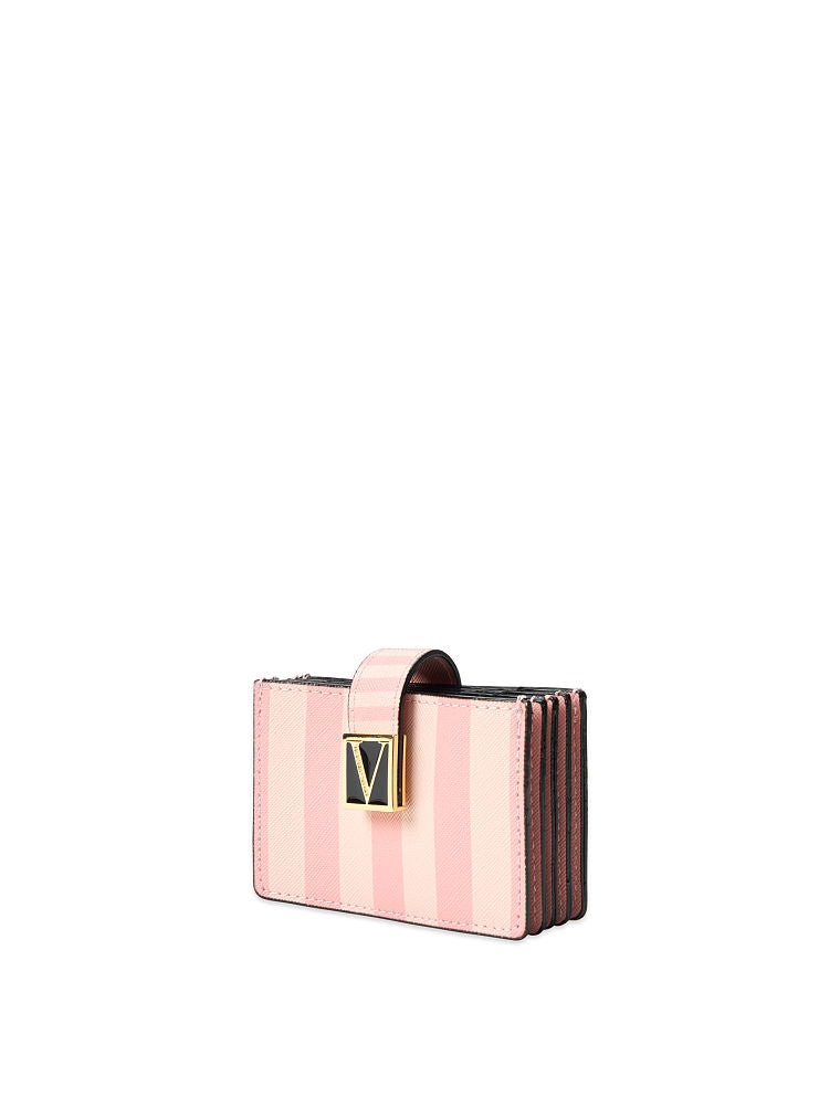 VICTORIA'S SECRET The Victoria Expandable Card Case