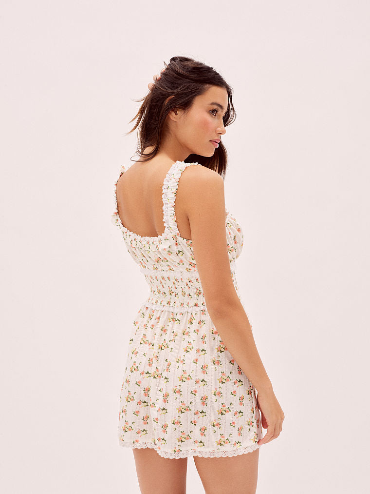 NEW! Lola Pointelle Dress EXCLUSIVELY FOR VICTORIA'S SECRET