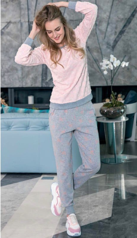 Suxe winter 2019 Pink pajamas