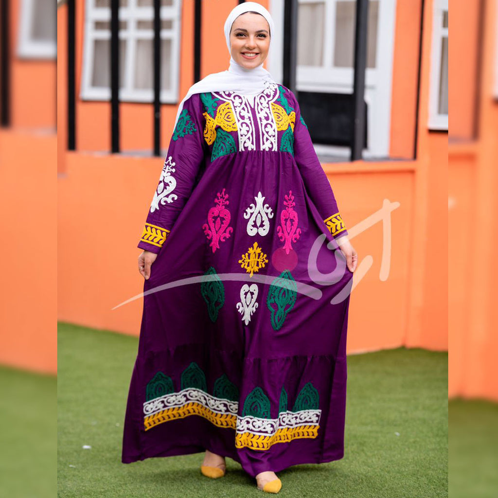 New elegant abaya in different colors