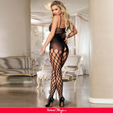Women's fishnet bodystocking