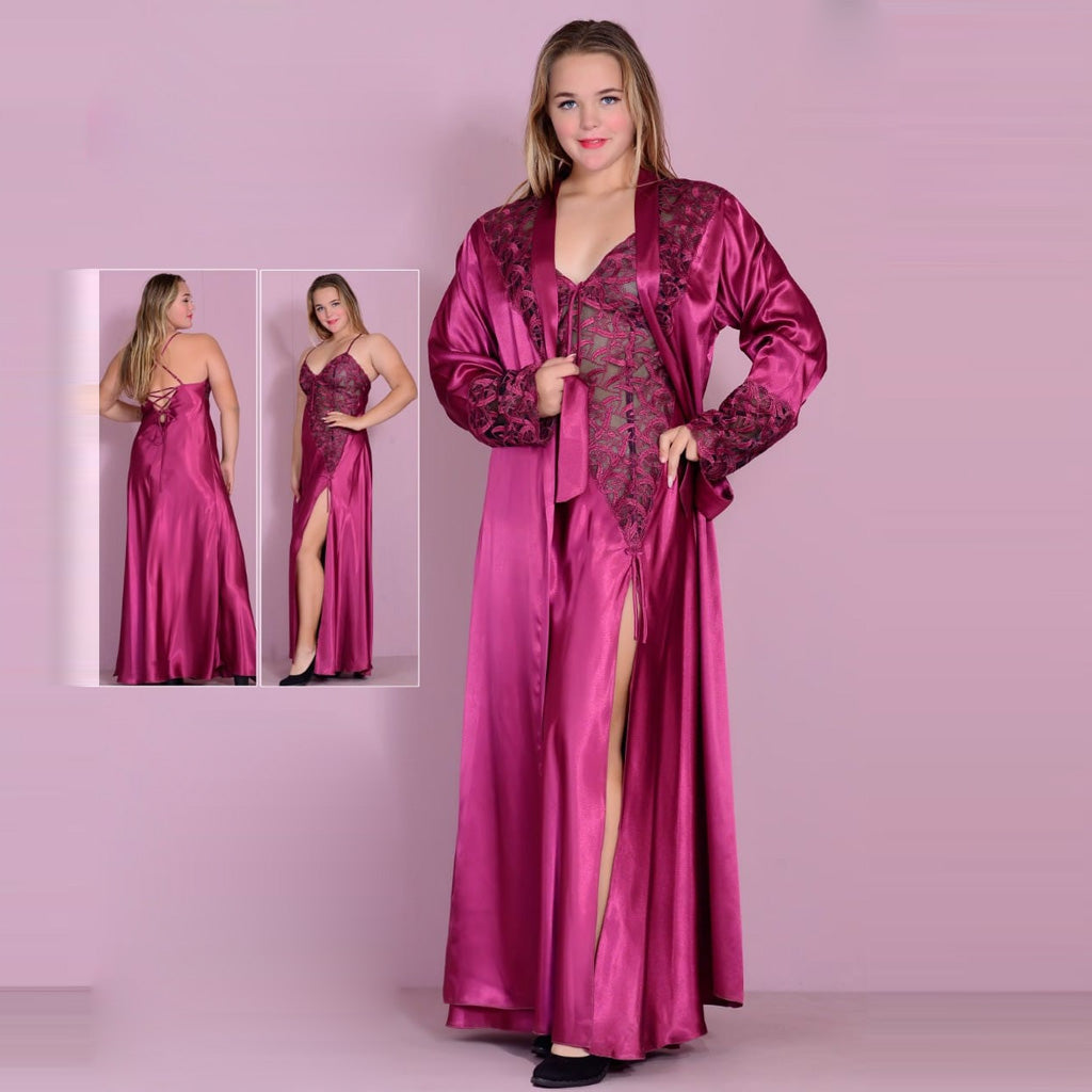 Genie Lingerie Stan and Long Robe