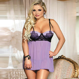Shifone Babydoll Set of 2 Pieces