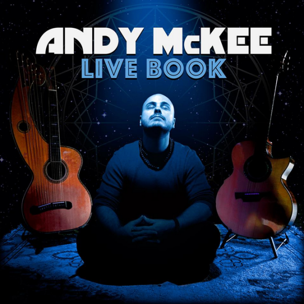 Live Book (2016) CD AUTOGRAPHED