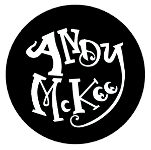 Andy McKee Logo Sticker
