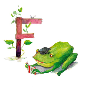 F for Frog