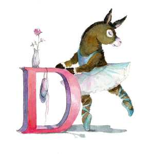 D for Donkey