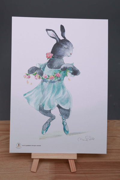 The Dancing Rabbit
