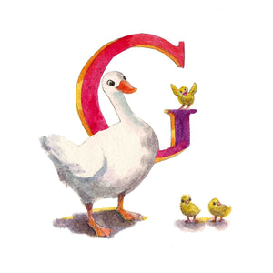 G for Goose