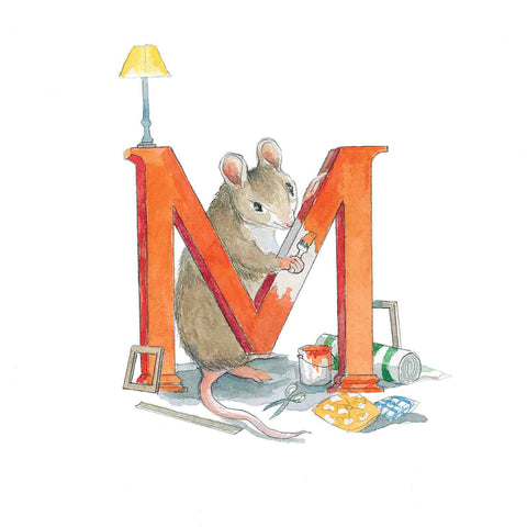 M for Mouse
