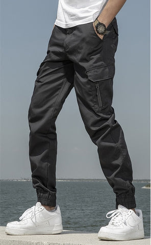 Men's Double Layer Cargo Pants