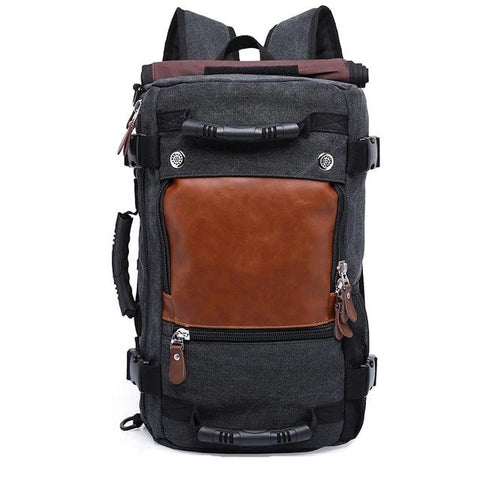 50L Waterproof Travel Backpack
