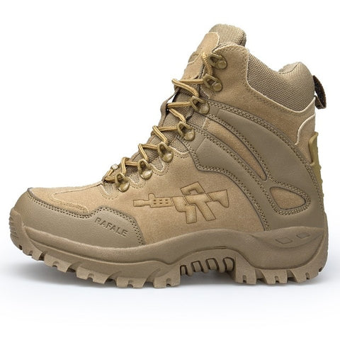 Ultra Light Outdoor Army Boots