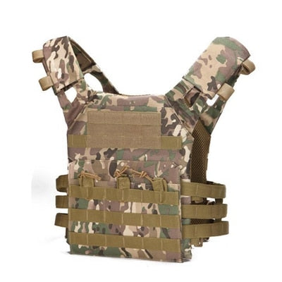 Outdoor Camouflage Tactical Vest