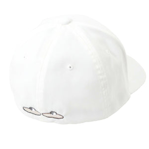 Fried Eggs White Hat (Pre-Order)