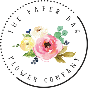 The Paper Bag Flower Company™