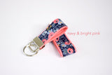 Mini Key Fob, Set of 4