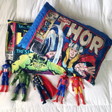 Superhero Pillowcase - Limited Edition