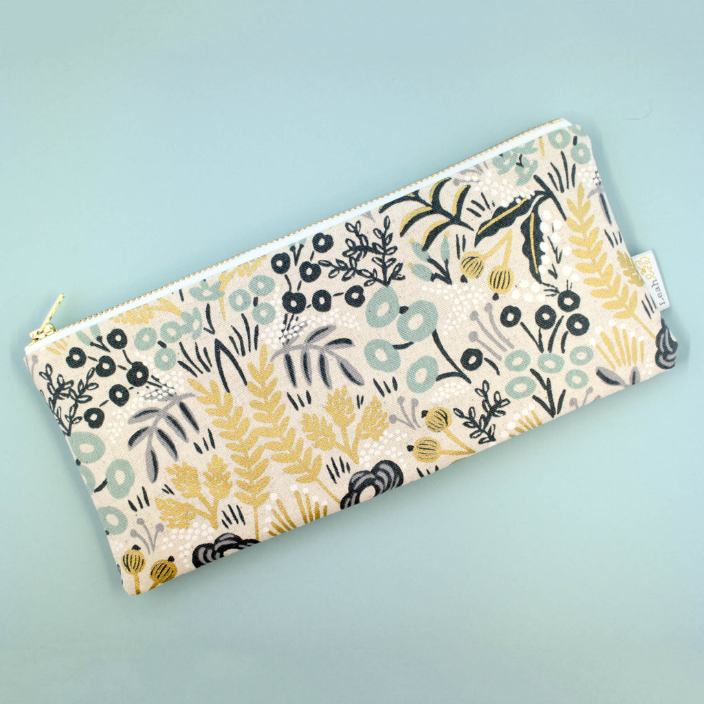 Tapestry Pencil Pouch