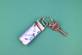 Mini Key Fob, Date Stamp