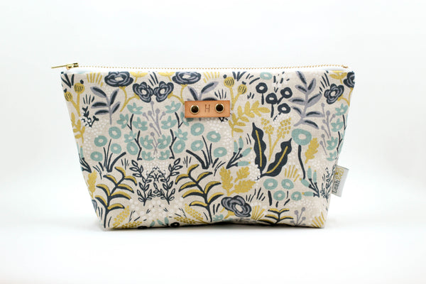 Tapestry Makeup Bag