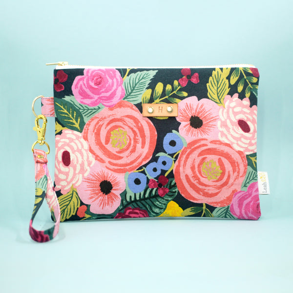 Juliet Wristlet Clutch