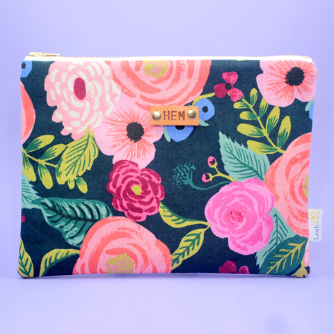 Juliet Rose Catch-All Clutch