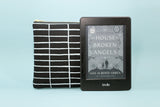 Black Grid Kindle Paperwhite Case