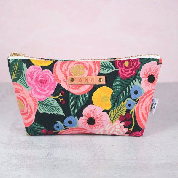 Juliet Makeup Bag