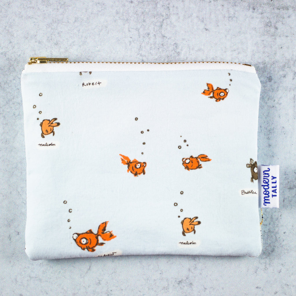 Goldfish Small Zip