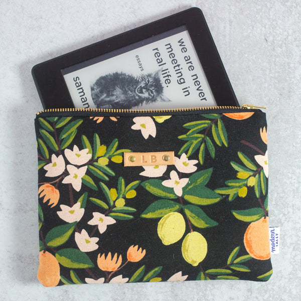 Citrus Kindle Case