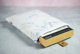 Library Card Book Sleeve