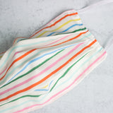 Rainbow Stripe Face Mask