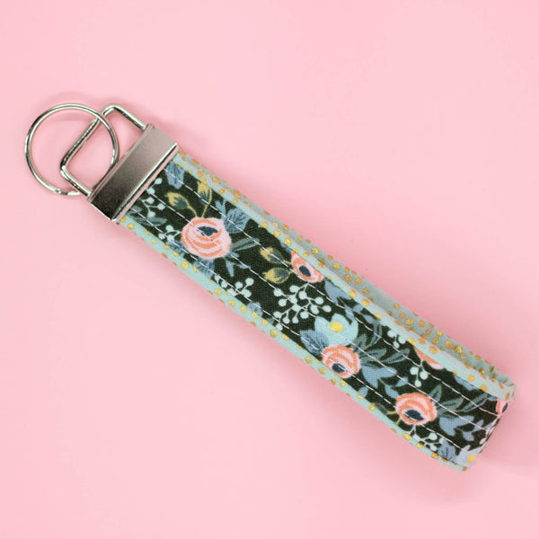 Hunter Rosa Key Fob