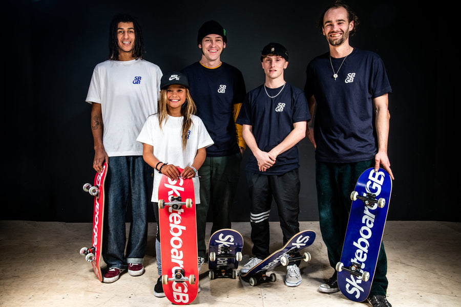 Skateboard GB announces Aspiration Fund skateboarders targeting Tokyo 2020 Olympics