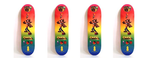 Why Crash Bandicoot Is Perfect For A Custom Skate Deck