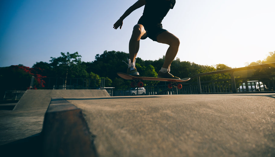 Video Games Helped Blind Man Learn How To Skateboard