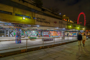 Undercroft Skate Park To Stay