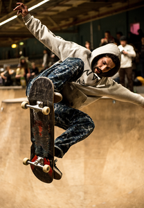 Flo Skatepark Reopens In Nottingham