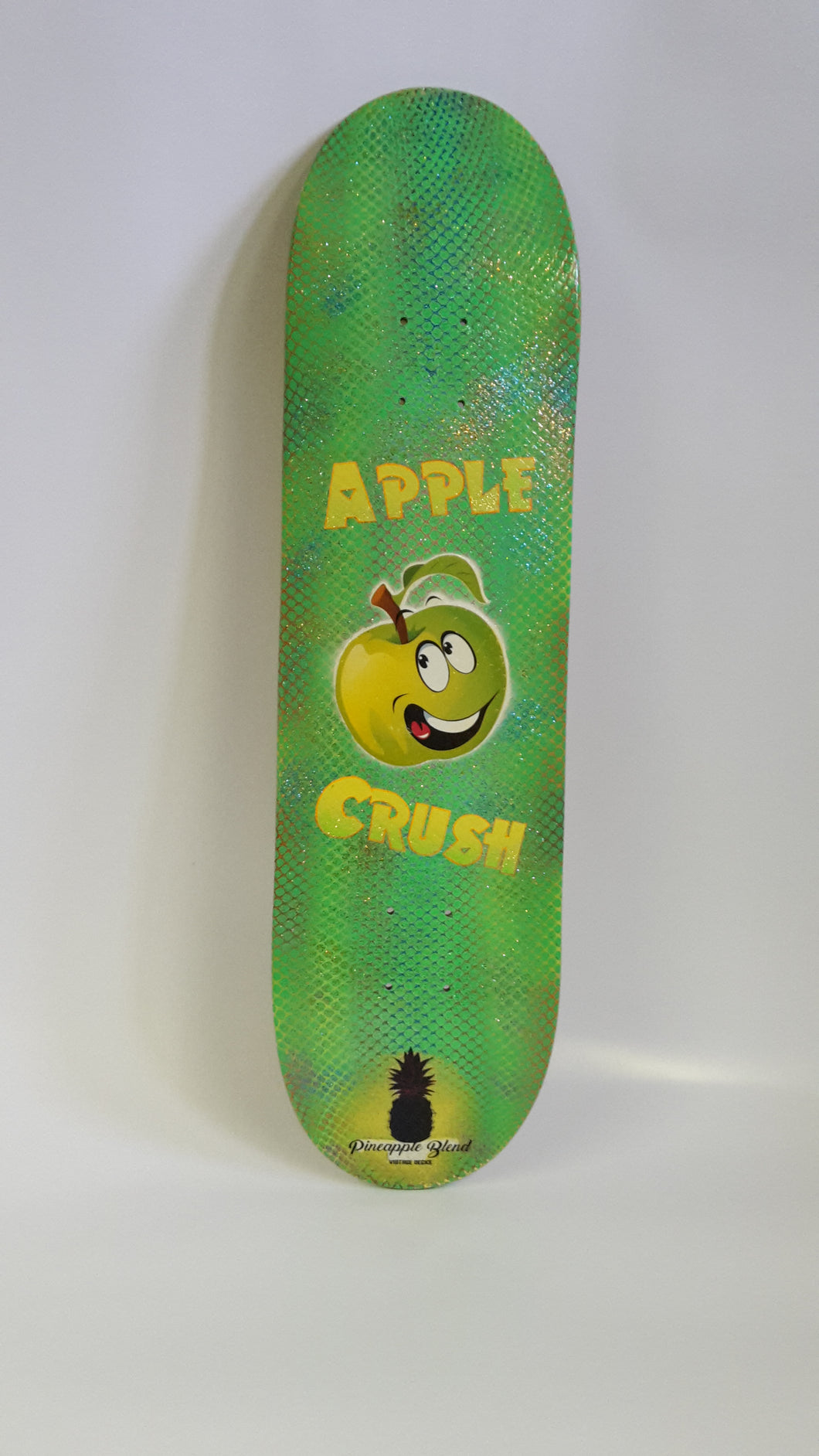Apple Crush Hand-Painted Deck