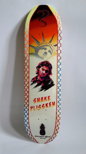 Snake Plissken Hand- Painted Tribute Deck