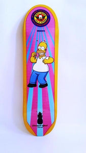 Homer Simpson Limited Edition Deck