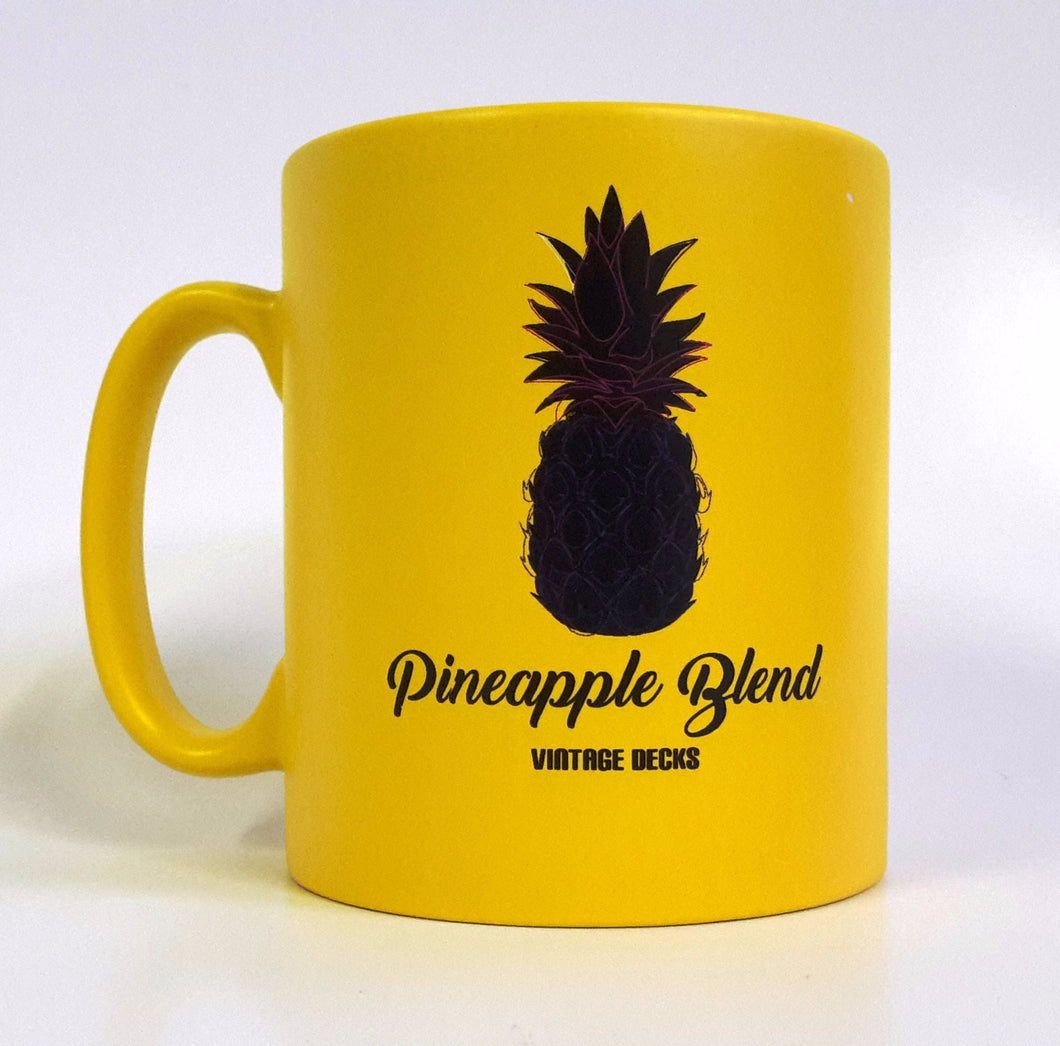 Pineapple Blend Matt Finish Mugs