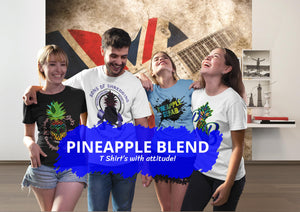 Sons of Shredding Pineapple Logo T-Shirt
