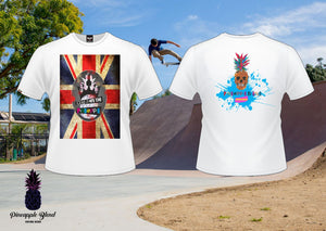 God Save The Pineapple T-Shirt
