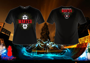Wanted Concrete Cowboys T-Shirt
