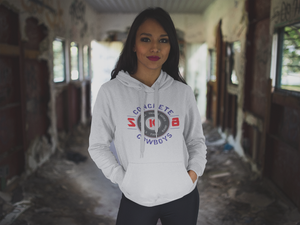 Concrete Cowboys pull over Hoodie