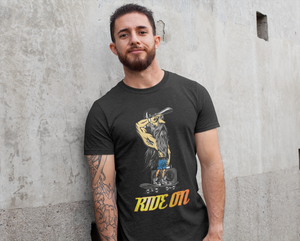 Ride On T-Shirt (BK)