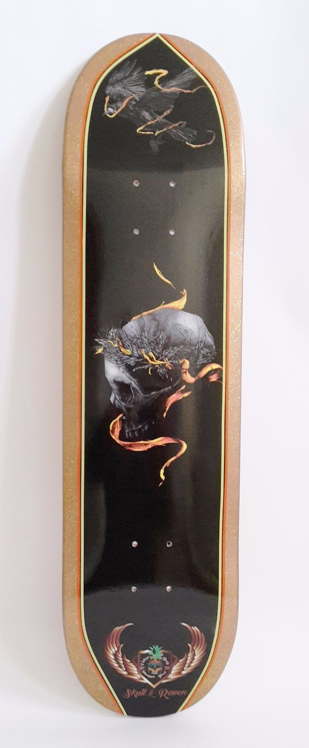 Skull & Raven Limited Edition Deck